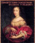 Henriette Anne d'Angleterre, ChБteau de Versailles