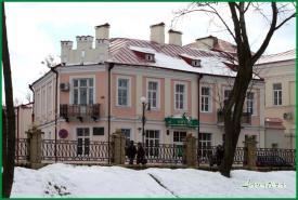 Гродно, улица Элизы Ожешко