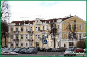 Гродно, площадь Тызенгауза