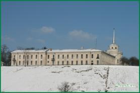 Гродно, Новый замок