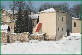 Гродно, Старый замок